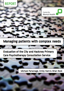 Managing patients with complex needs