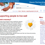 Devon Recovery Learning Community