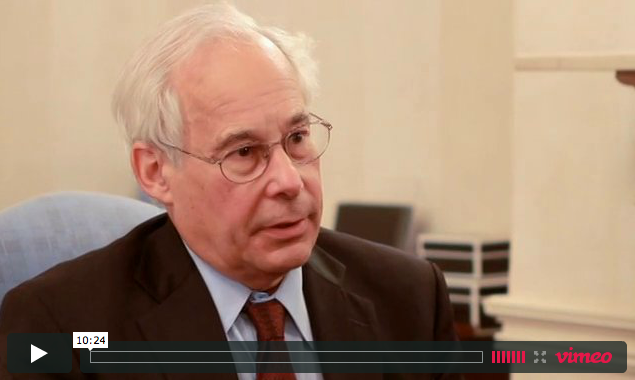 Don Berwick on clinical leadership