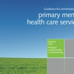 Guidance for commissioners of primary mental health care services