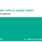 Mental health dashboard