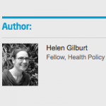 Helen Gilburt, Fellow, Health Policy at The King's Fund