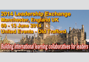 International Mental Health Leadership Exchange 2014