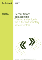 Recent trends in leadership