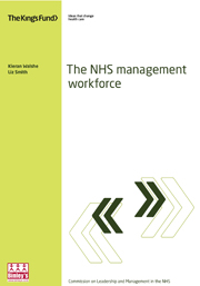 The NHS management workforce