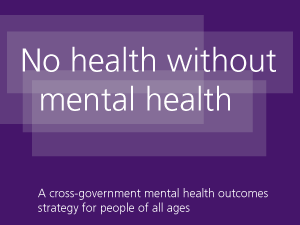 Mental health strategy