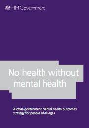 No health without mental health
