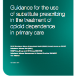 Guidance for the use of substitute prescribing in the treatment of opioid dependence in primary care
