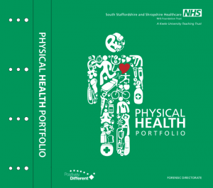 The Physical Health Portfolio for Physical Care in the Medium Secure Unit