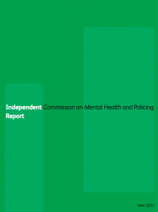 Independent Commission on Mental Health and Policing Report
