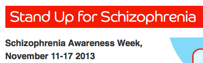 Stand Up for Schizophrenia