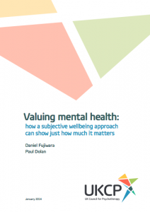 Valuing Mental Health