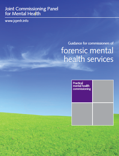 Guidance for commissioners of forensic mental health services